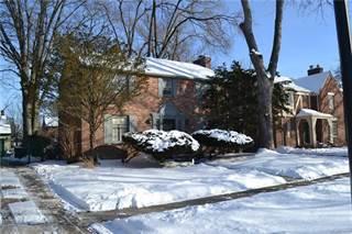 Single Family for sale in 16544 HUNTINGTON Road, Detroit, MI, 48219