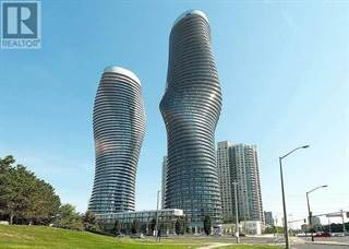 Condo for rent in 60 ABSOLUTE AVE 203, Mississauga, Ontario, L4Z0A9