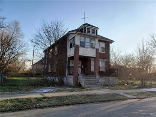 Multi-family Home for sale in 3771 BURLINGAME Street, Detroit, MI, 48206