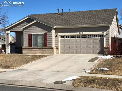 Residential Property for rent in 779 Prairie Star Circle, Colorado Springs, CO, 80916