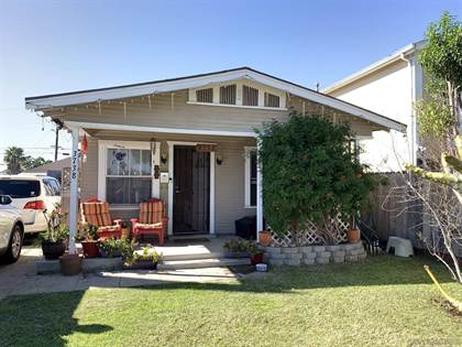 Multifamily for sale in 3736-38 46th St, San Diego, CA, 92105