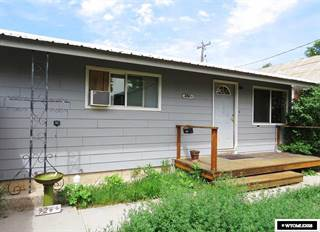 Multi-family Home for sale in 922 1/2&924 1/2 Garfield, Lander, WY, 82520