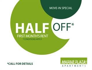 Apartment for rent in Marine Plaza Apartments, Miami, FL, 33138
