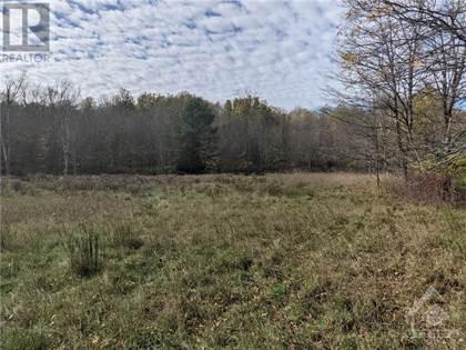 Vacant Land for sale in LEE ROAD, Westport, Ontario