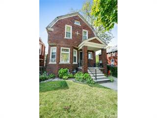 Single Family for sale in 4121 Iroquois, Detroit, MI, 48214