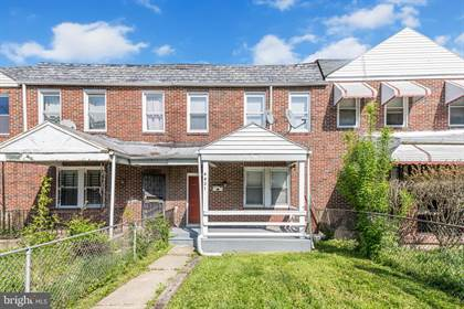 Residential for sale in 4421 OLD YORK RD, Baltimore City, MD, 21212