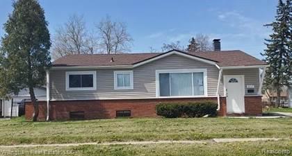 Residential for sale in 6117 PENWOOD Road, Mount Morris, MI, 48458