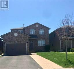 Single Family for rent in 103 BOURBON CIRC, Barrie, Ontario, L4M7J7