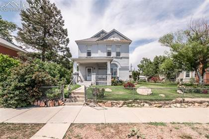 Residential Property for sale in 719 W 14th Street, Pueblo, CO, 81003