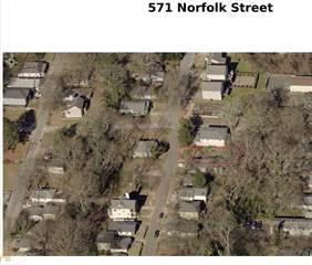 Land for sale in 571 NW Norfolk St, Atlanta, GA, 30314