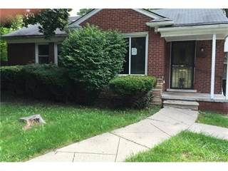 Single Family for sale in 17594 EVERGREEN Road, Detroit, MI, 48219