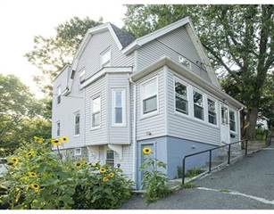 Single Family for sale in 12 Auburn Ct., Malden, MA, 02148