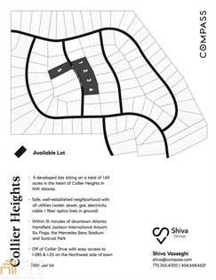 Lots And Land for sale in 0 W Kildare Ave, Atlanta, GA, 30318
