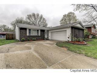 Single Family for sale in 2426 Idlewild, Springfield, IL, 62704