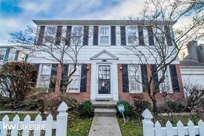 Residential for sale in 20536 Danbury Ln, Harper Woods, MI, 48225