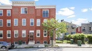 Townhouse for rent in 217 S GILMOR STREET, Baltimore City, MD, 21223