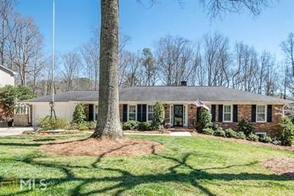 Residential Property for sale in 225 Abington Dr, Sandy Springs, GA, 30328