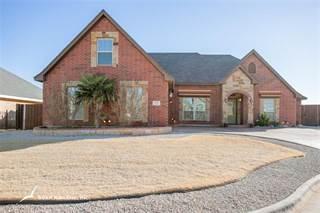 Single Family for sale in 3557 La Jolla Beach, Abilene, TX, 79606