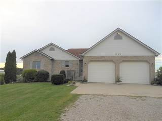 Single Family for sale in 1050 Brown, Mayville, MI, 48744