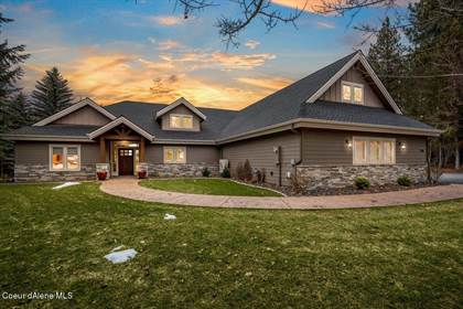 Residential Property for sale in 7815 N VALLEY ST, Coeur d'Alene, ID, 83815