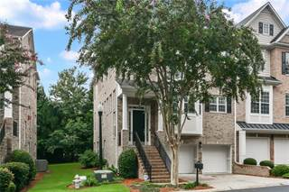 Townhouse for sale in 3060 Woodwalk Drive SE, Atlanta, GA, 30339