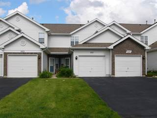 Condo for sale in 551 Woodhaven Drive 551, Mundelein, IL, 60060