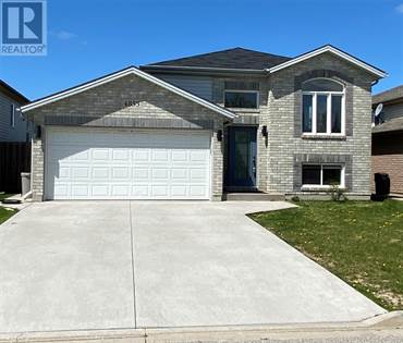 Single Family for sale in 4853 WHITEFISH CRESCENT, Windsor, Ontario, N9G3E2
