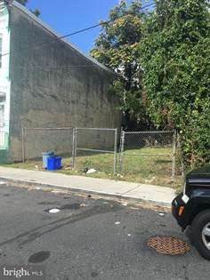 Lots And Land for sale in 1509 W SELTZER STREET, Philadelphia, PA, 19132