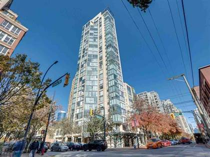 Apartment for rent in 2305-1155 Homer Street, Vancouver, British Columbia, V6B 5T5