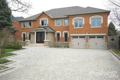 Residential Property for sale in 23 Elderwood Dr Richmond Hill, Ontario, L4B2W9, Richmond Hill, Ontario, L4B2W9