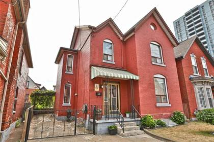 Single Family for sale in 62 OXFORD Street, Hamilton, Ontario, L8R2X1