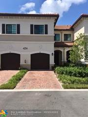 Townhouse for sale in 4214 N Dixie Hwy 44, Oakland Park, FL, 33334