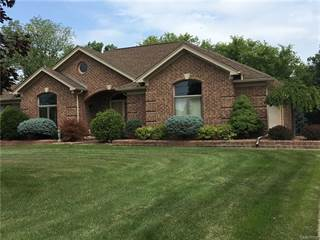 Single Family for sale in 4705 18 1/2 MILE Road, Sterling Heights, MI, 48314