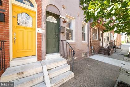 Residential Property for sale in 2010 E FIRTH STREET, Philadelphia, PA, 19125