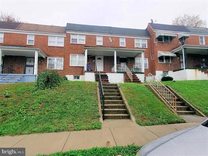Residential Property for sale in 800 N ROSEDALE STREET, Baltimore City, MD, 21216