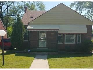 Single Family for sale in 19710 WOODINGHAM Street, Detroit, MI, 48221