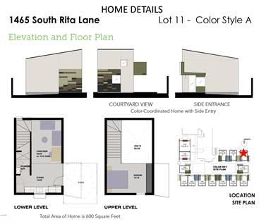Residential Property for sale in 1465 S Rita Lane, Tempe, AZ, 85281