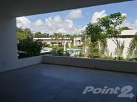 Residential Property for rent in Luxury Apartment with Pool, Offices and Gym Included in Gated Community, Playa del Carmen, Quintana Roo