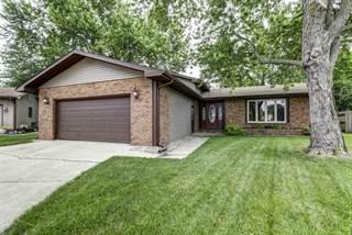 Single Family for sale in 1046 LANCASTER Court, Rantoul, IL, 61866