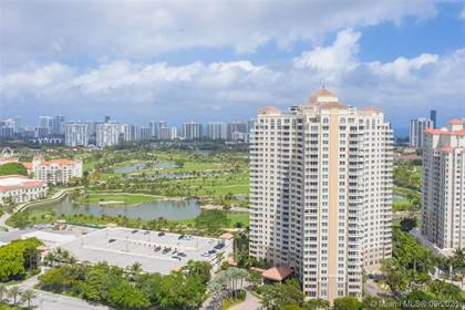 Residential Property for sale in 19501 W Country Club Dr 2012, Aventura, FL, 33180