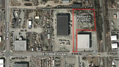 Lots And Land for sale in L3 B2 E 100th Avenue, Anchorage, AK, 99515