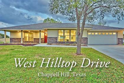 Farm And Agriculture for sale in 3221 West Hilltop Drive, Chappell Hill, TX, 77426
