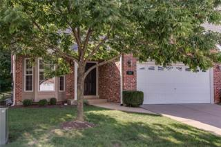 Single Family for sale in 1233 Castle Gate Villas Drive, Olivette, MO, 63132
