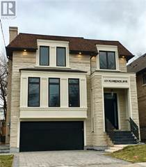 Single Family for sale in 255 FLORENCE Avenue, Toronto, Ontario, M2N1G7