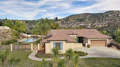 Residential Property for sale in 17361 Rising Dale Way, Ramona, CA, 92065