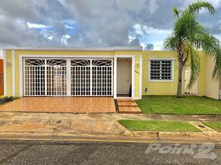 Residential Property for sale in VEGA BAJA - House For Sale Cuidad Real Asis St. #663, Vega Baja, PR, 00693