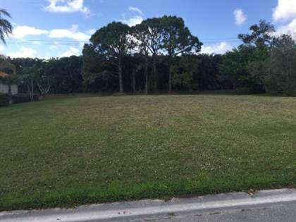 Lots And Land for sale in 1551 SW Mockingbird Circle, Port St. Lucie, FL, 34986