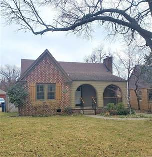 Residential Property for sale in 1639 S Evanston Avenue, Tulsa, OK, 74104