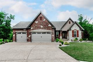 Single Family for sale in 312 Edgefield Court, Wentzville, MO, 63385