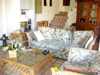 Condo for sale in Casa Blanca #3, North Coast - Country Club Estates, Cozumel, Quintana Roo